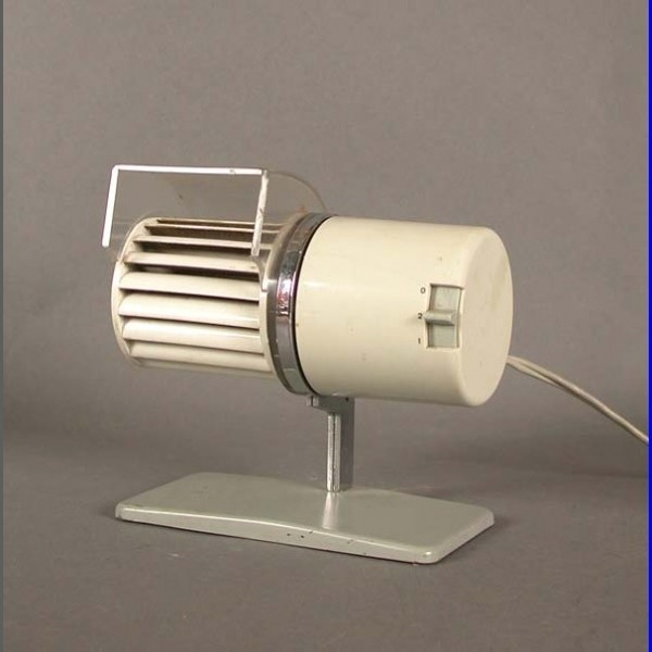 Braun HL1 vintage fan....