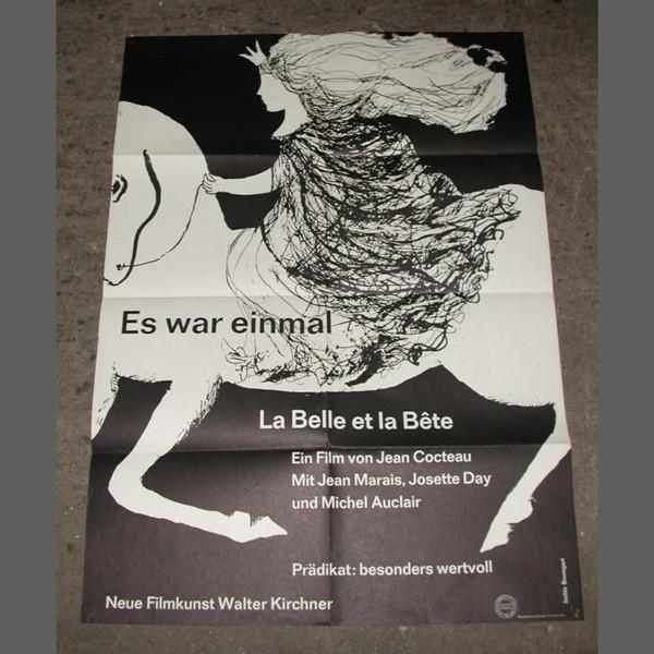 Cinema Vintage Poster. Jean...