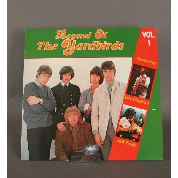 LP. The Yardbirds – Legend.