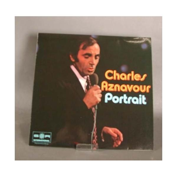 LP. Vinyl. Charles Aznavour...