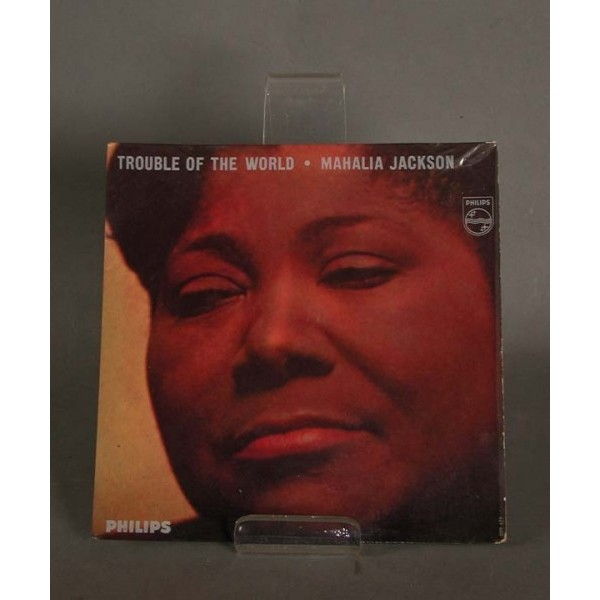 LP. Mahalia Jackson – Negro...