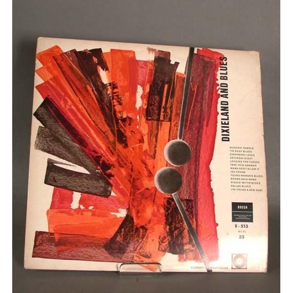 LP. Vinyl. Dixiland & Blues.