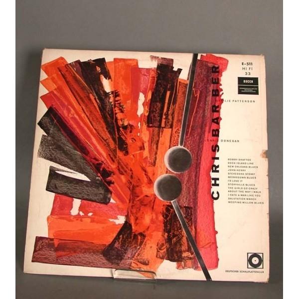 LP. Vinyl. Chris Barber.
