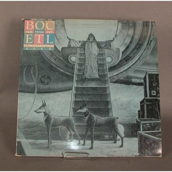 DLP. Blue Öyster Cult. 1982.
