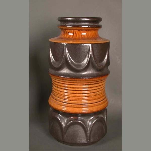 Ceramic Vase. Carstens....
