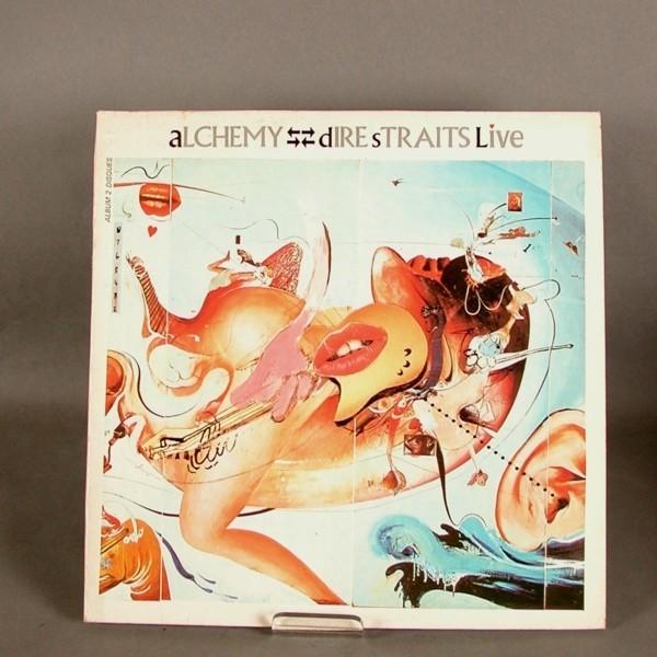 DLP. Vinyl. Dire Straits -...