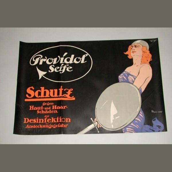 Art Nouveau poster....