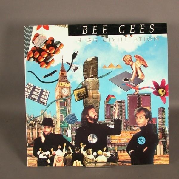 LP. Disco de vinilo. Bee...