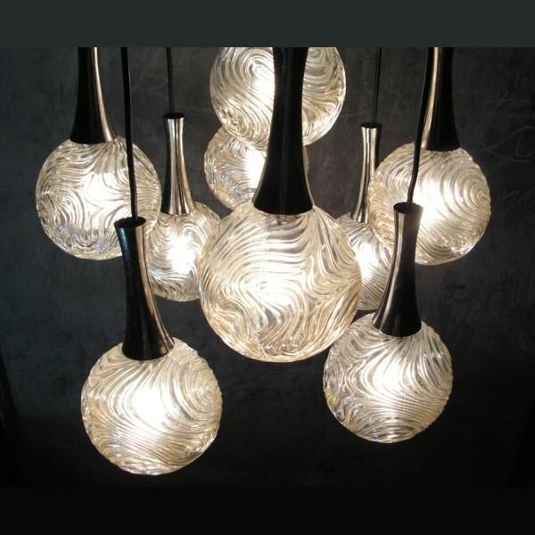 Vintage. Deckenlampe mit...