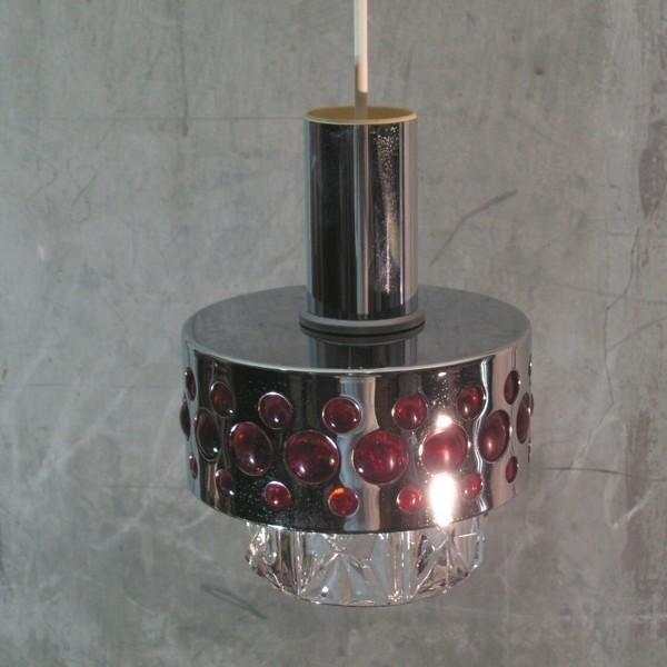Vintage. Deckenlampe. 1970...