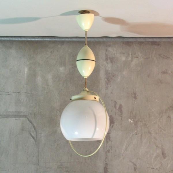 Vintage. Deckenlampe. Space...