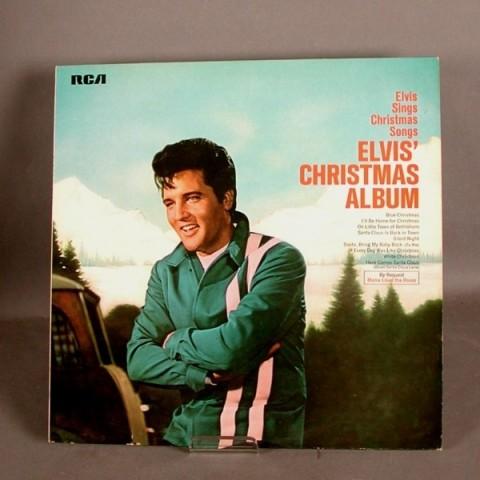 Elvis Christmas Album Vinyl.Lp Vinyl Elvis Presley Christmas Album 1970