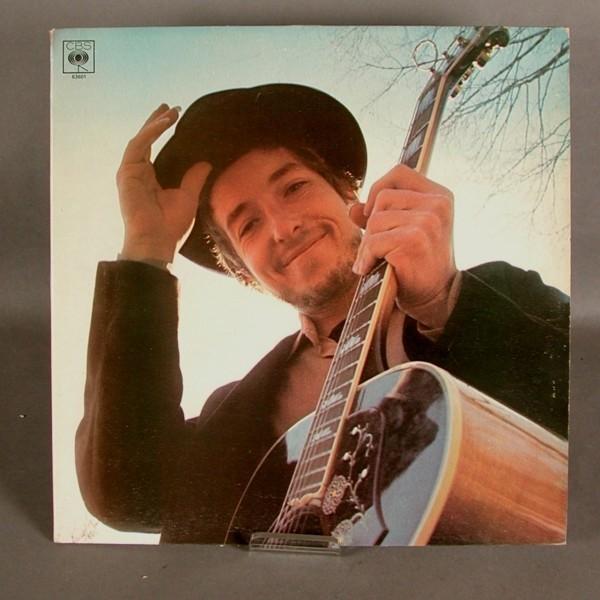 LP. Vinyl. Bob Dylan. 1969.