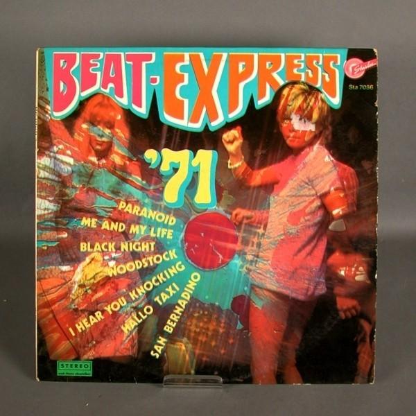 LP. Vinyl. Beat Express.