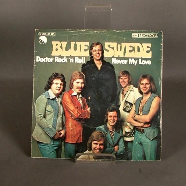 Single. Vinyl. Blue Swede -...