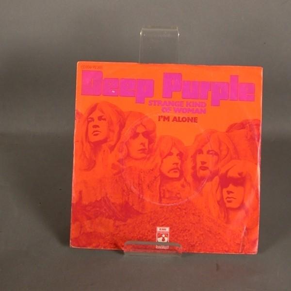 Single. Vinyl. Deep Purple...