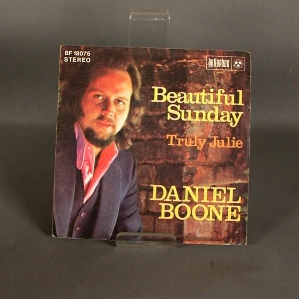 Single. Vinyl. Daniel Boone...