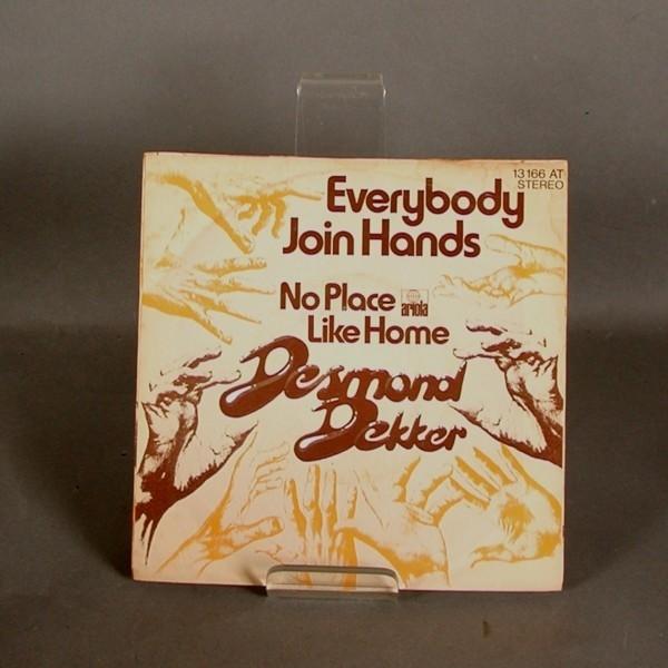 Single. Vinyl. Desmond...