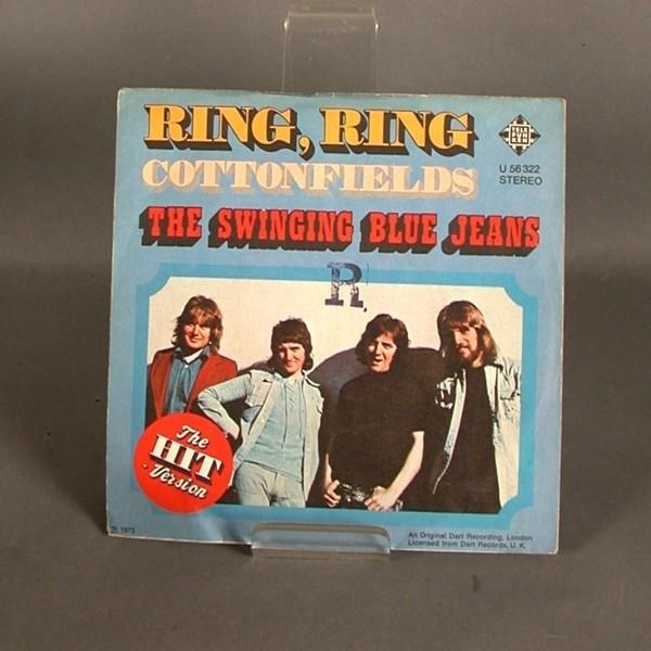 Single. Vinyl. The Swinging...