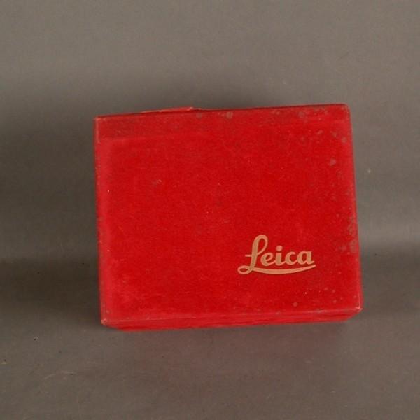 Caja para cámara Leica....