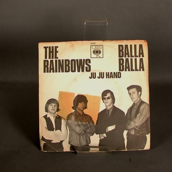 Single. Vinyl. The Rainbows...