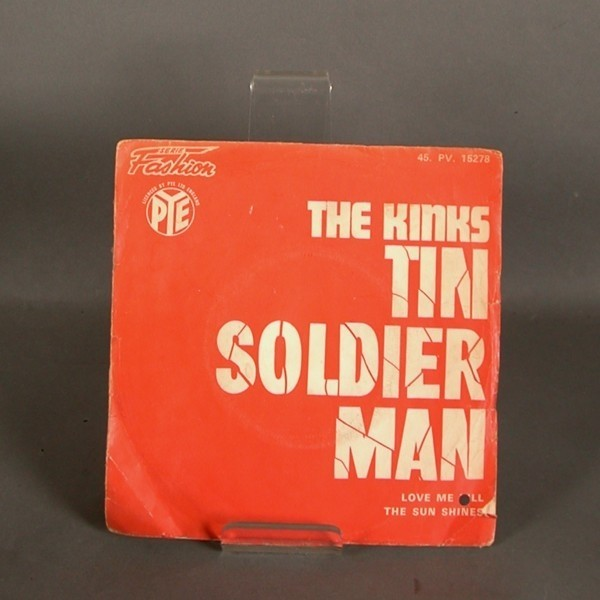 Single. Vinyl. The Kinks -...