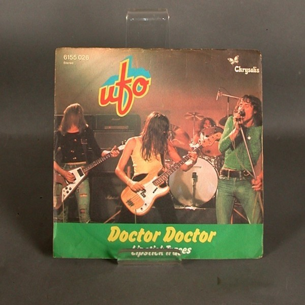 Single. Vinyl. UFO - Doctor...