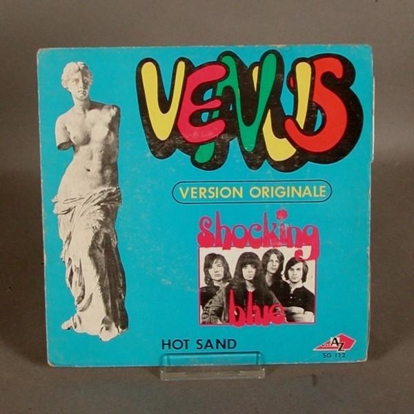 Single. Vinyl. The Shocking...