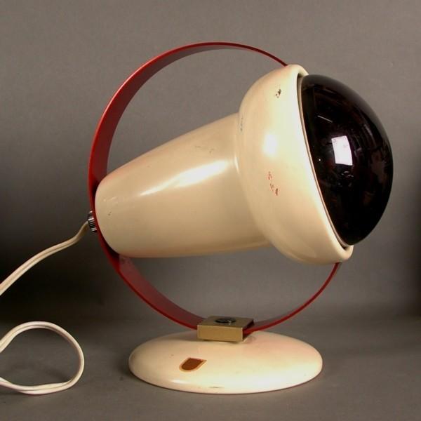 Infrared lamp. Charlotte...