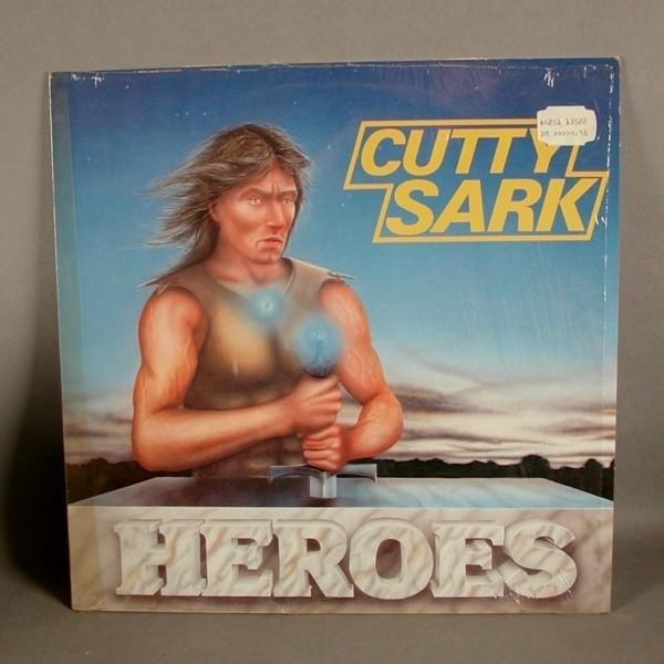 LP. Cutty Sark - Herores....