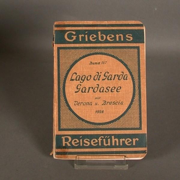 Griebens. Travel guide....