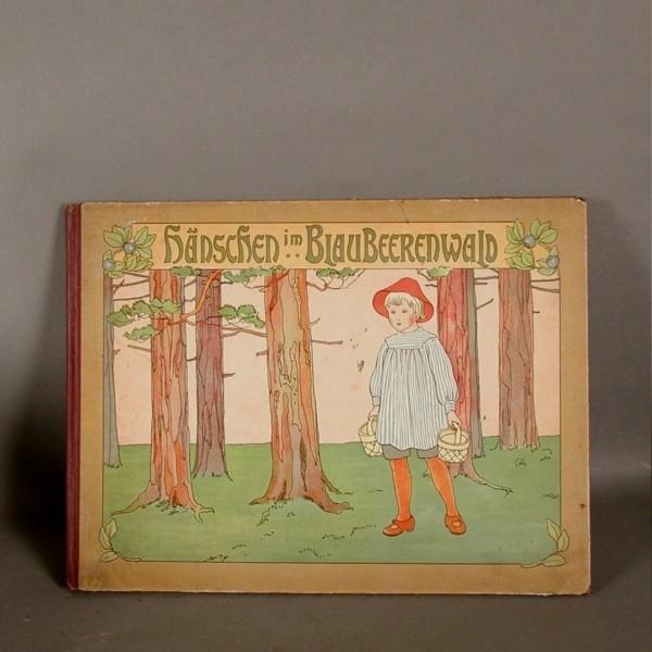 Kinderbuch. Hänschen im...