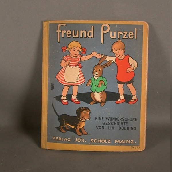 Fairytale book. Friend...