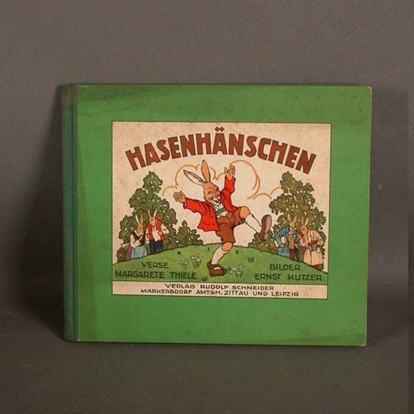 Kinderbuch. Hasenhäschen....