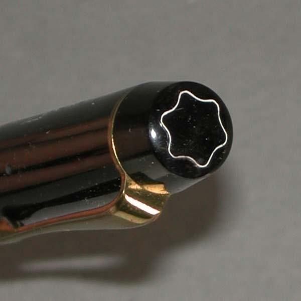 Fountain pen. Montblanc 334...