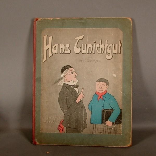 Fairytale book. Hans...
