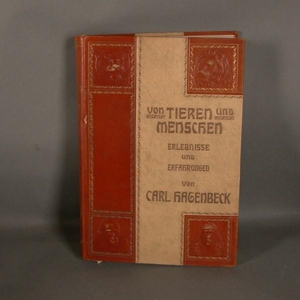 Jugendbuch. Carl Hagenbeck....