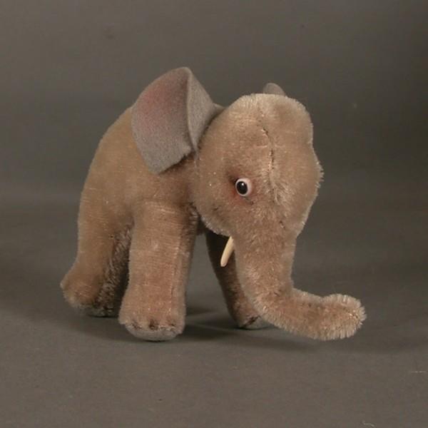 Elefante de Steiff....