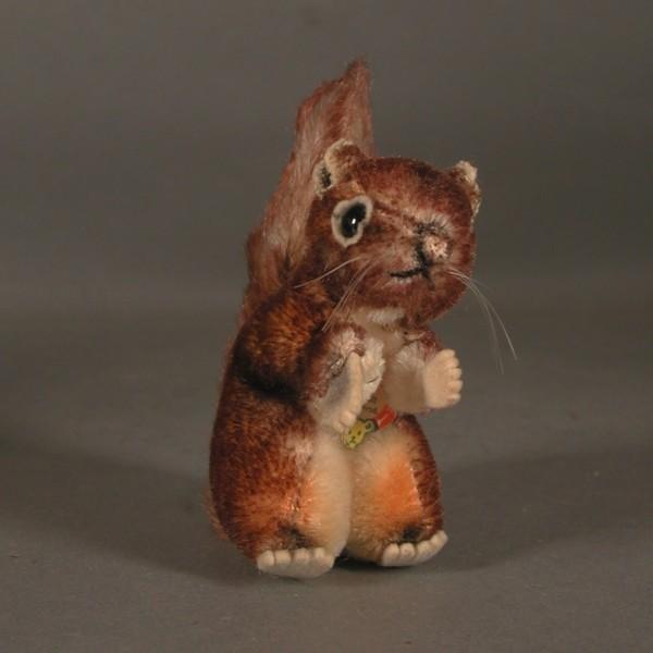 Steiff Eichhörnchen. Perry....