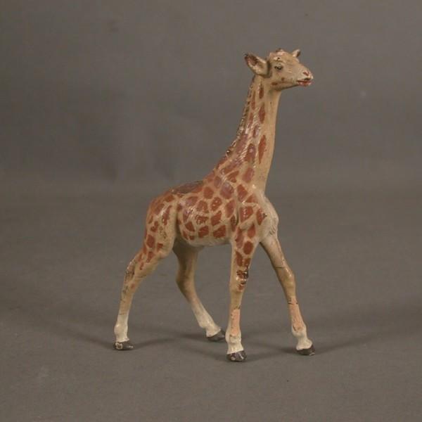 Giraffe. Lineol Massetier....