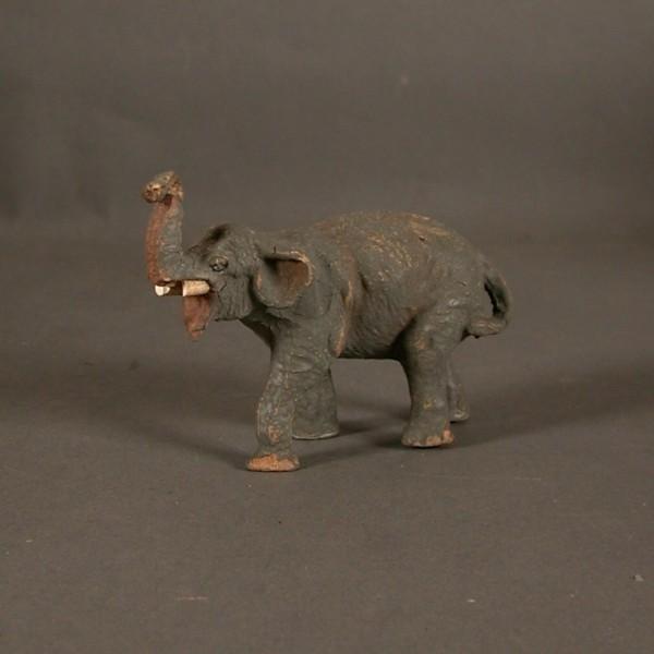 Elefant. Lineol Massetier....