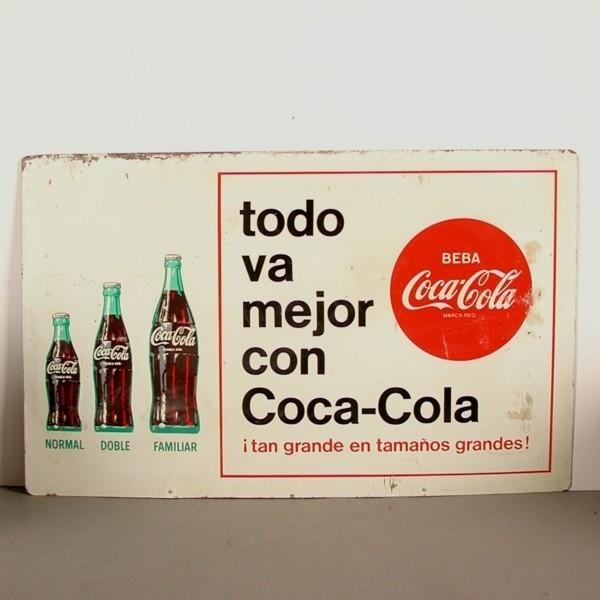 Selten. Coca Cola...