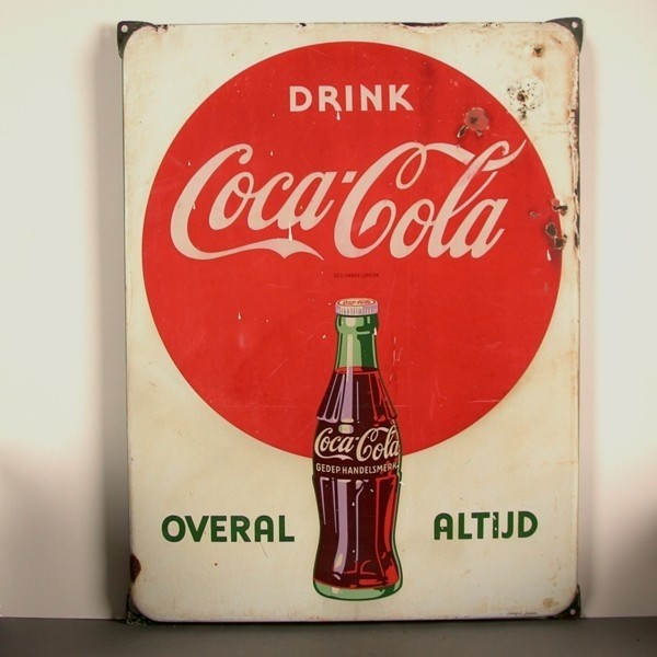 Selten. Coca - Cola...
