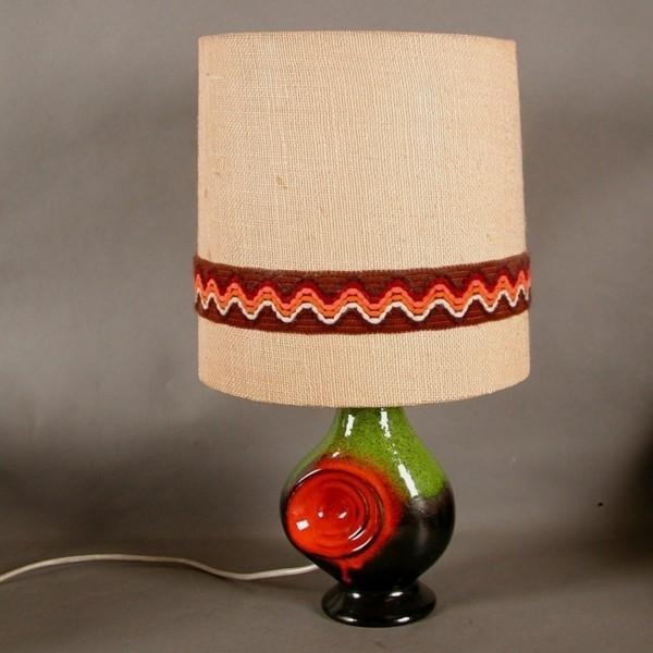 Tischlampe. Vallauris....
