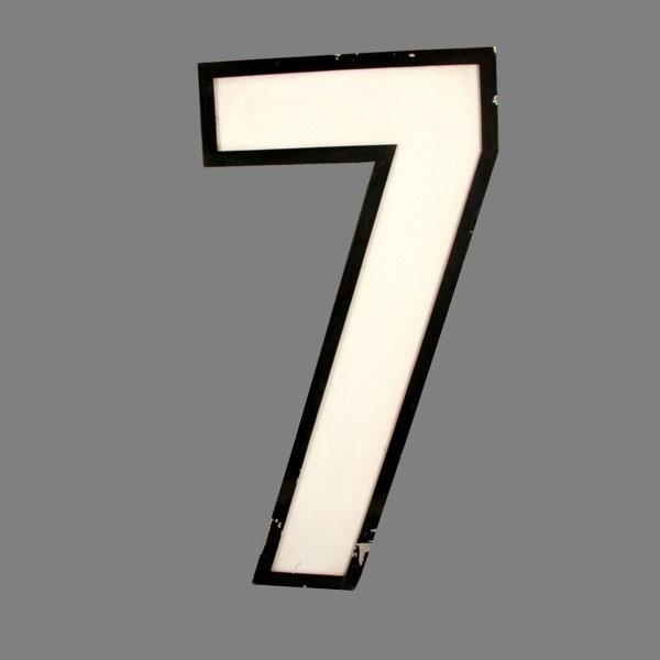 Big vintage sign cipher - 7...