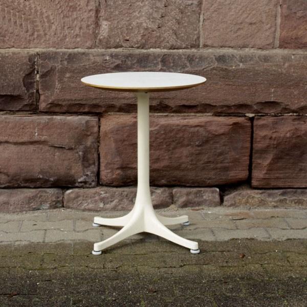 Georg Nelson. Pedestal Mesa...