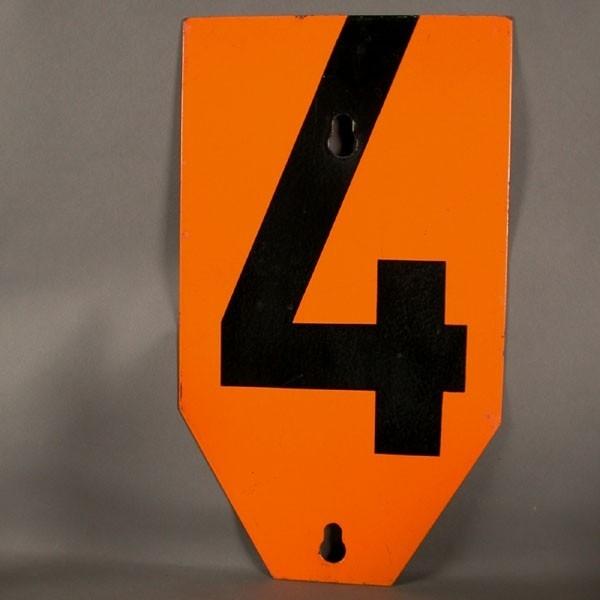 Big vintage sign cipher - 4...