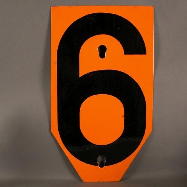 Big vintage sign cipher - 6...