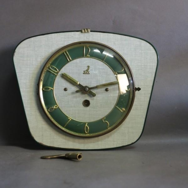 Vintage wall clock. JAZ....