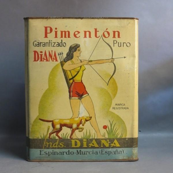 Blechdose. Diana Pimenton....